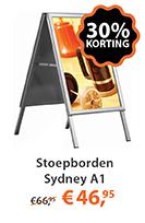 Stoepborden Sydney A1