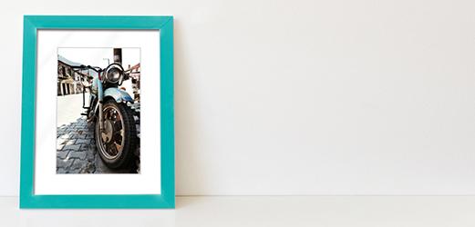 Fotolijsten Living Turquoise
