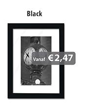 Fotolijstjes Black