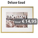Wissellijsten Deluxe Goud