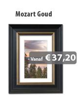 Fotolijsten Mozart Goud