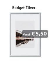 Wissellijsten Budget Zilver