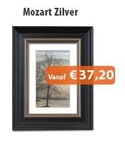 Fotolijsten Mozart Zilver