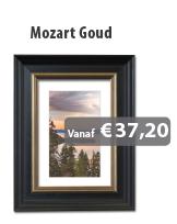 Wissellijst Mozart Goud