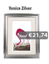 Wissellijst Venice Zilver