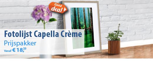 Wissellijsten Capella Creme